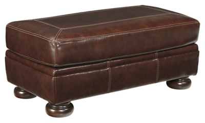 Boston Oversized Chair Ottoman