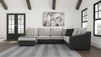 Bishop 3-Piece Sectional