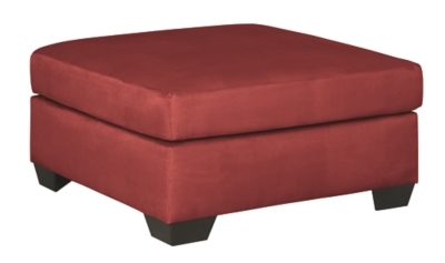 Denton Oversized Accent Ottoman