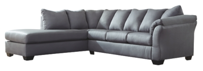 Denton 2-Piece Sectional with Chaise