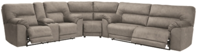 Cavalcade 3-Piece Reclining Sectional