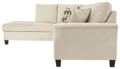 Arina 2-Piece Sleeper Sectional with Chaise
