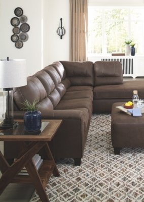 Navi 2-Piece Sectional with Chaise