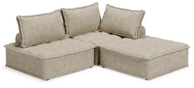 Bales 3-Piece Modular Seating