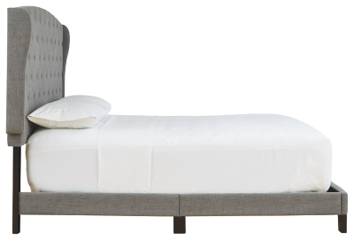 Vintasso King Upholstered Bed