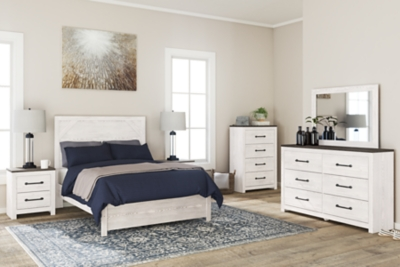 Gerridan Full Panel Bed