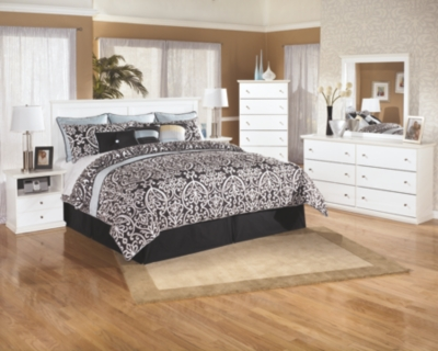 Bradley King/California King Panel Headboard
