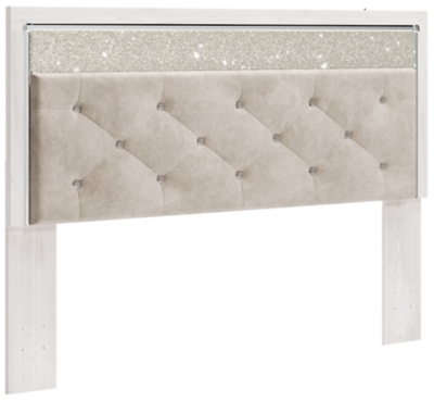 Altyra King/California King Upholstered Panel Headboard