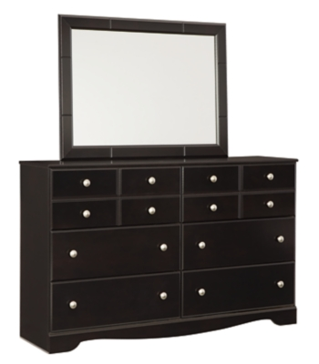 Mirlotown Dresser and Mirror