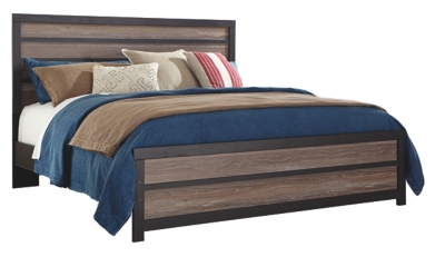 Winslow King Sleigh Bed