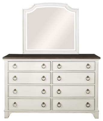 Nashbryn Dresser and Mirror