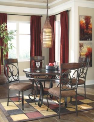 Glambrey Single Dining Room Chair