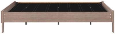Flannia Full Platform Bed
