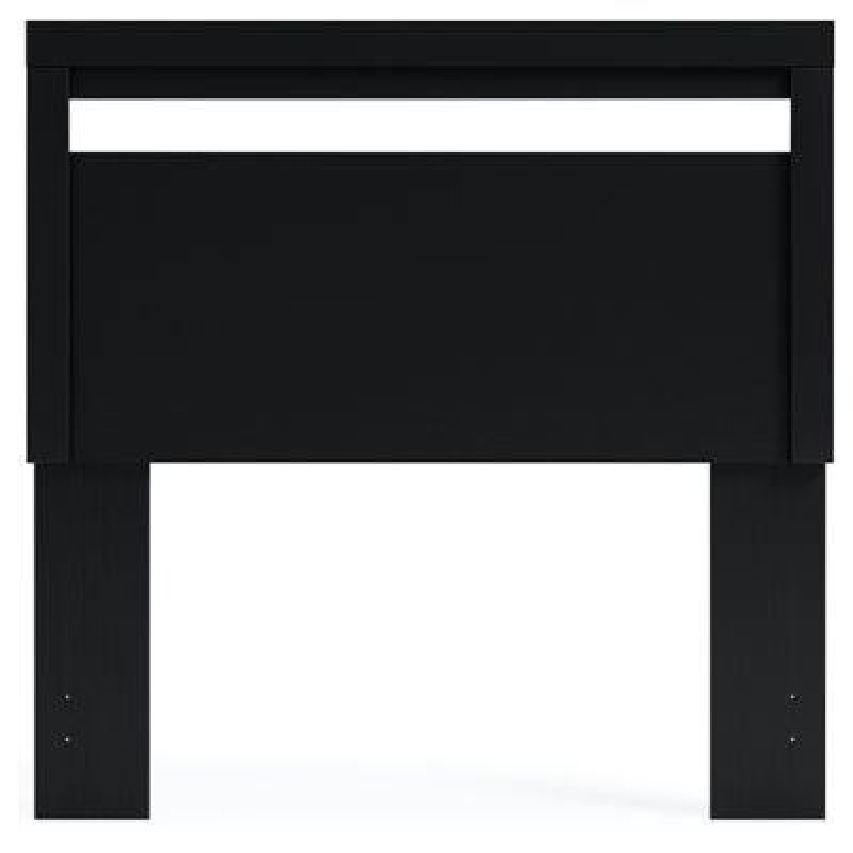 Flannia Full Panel Headboard