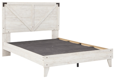 Shawburn Queen Panel Platform Bed