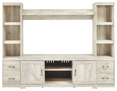 Birmingham 4-Piece Entertainment Center