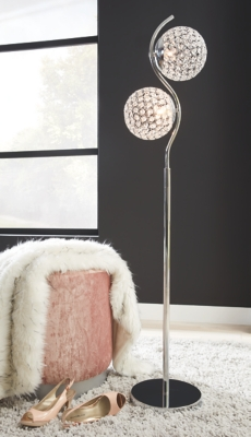 Winter Floor Lamp