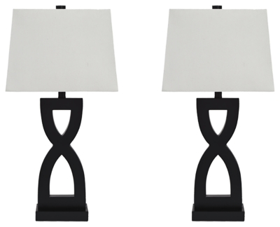 Amasai Table Lamp (Set of 2)