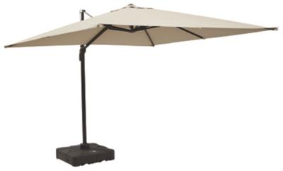 Devra Bay 2-Piece 11' Octagonal Tilt Umbrella Set