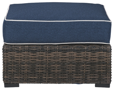 Grasson Lane Ottoman with Cushion