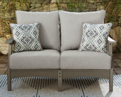 Visola Outdoor Loveseat with Cushion