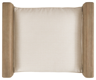 Gerianne Ottoman with Cushion