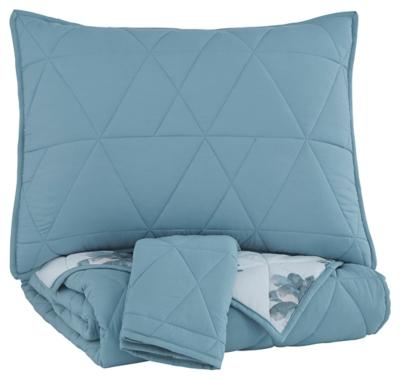 Kiandra Full Quilt Set
