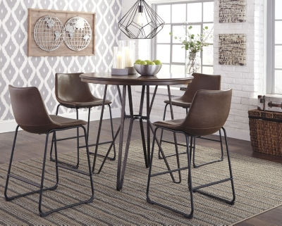 Camino Single Counter Height Bar Stool