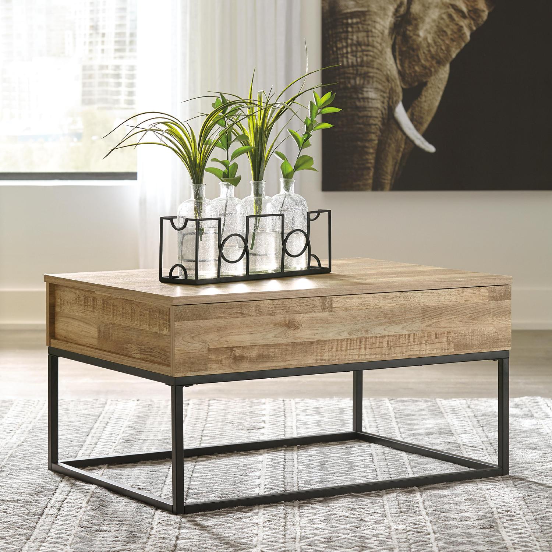 Gerdanet Lift-Top Coffee Table