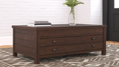 Camiburg Coffee Table with Lift Top