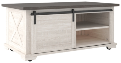 Dorrinson Coffee Table with Lift Top