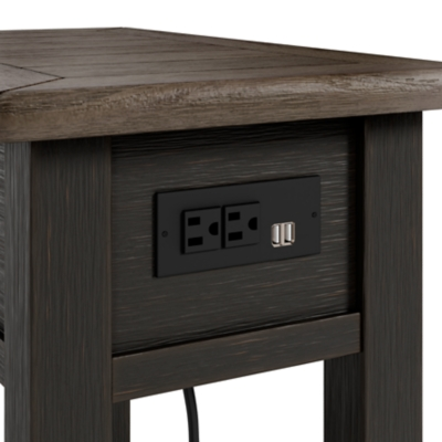 Tupelo Chairside End Table
