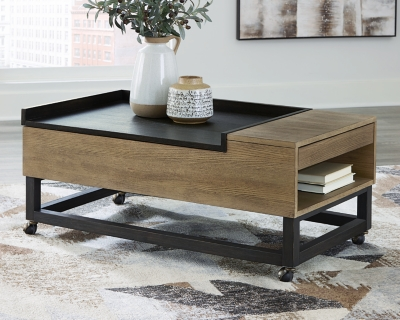 Fridley Lift-Top Coffee Table