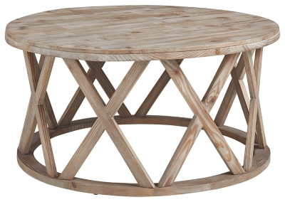 Glasslore End Table