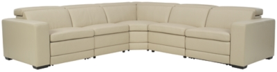 Texline 6-Piece Power Reclining Sectional